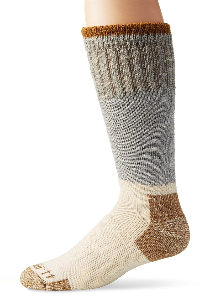 Carhartt Men's Extremes Wool Arctic Boot Socks  Shoe Size: 6-12