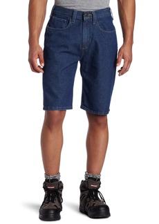 Carhartt Men's Five Pocket Denim ShortDark Classic Wash  (Closeout)