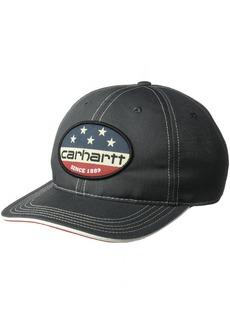 Carhartt Men's Flag Patch Cap