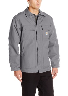 Carhartt Men's Flame Resistant Duck Traditional Coat  X-Large