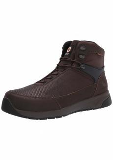"Carhartt Men's Force 6"" Waterproof Nano Comp Toe Boot CMA6425 Industrial Espresso TECTUFF & Nylon"