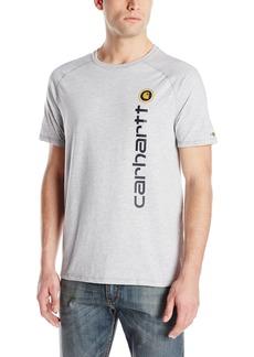 Carhartt Men's Force Cotton Delmont Graphic Short Sleeve T-Shirt
