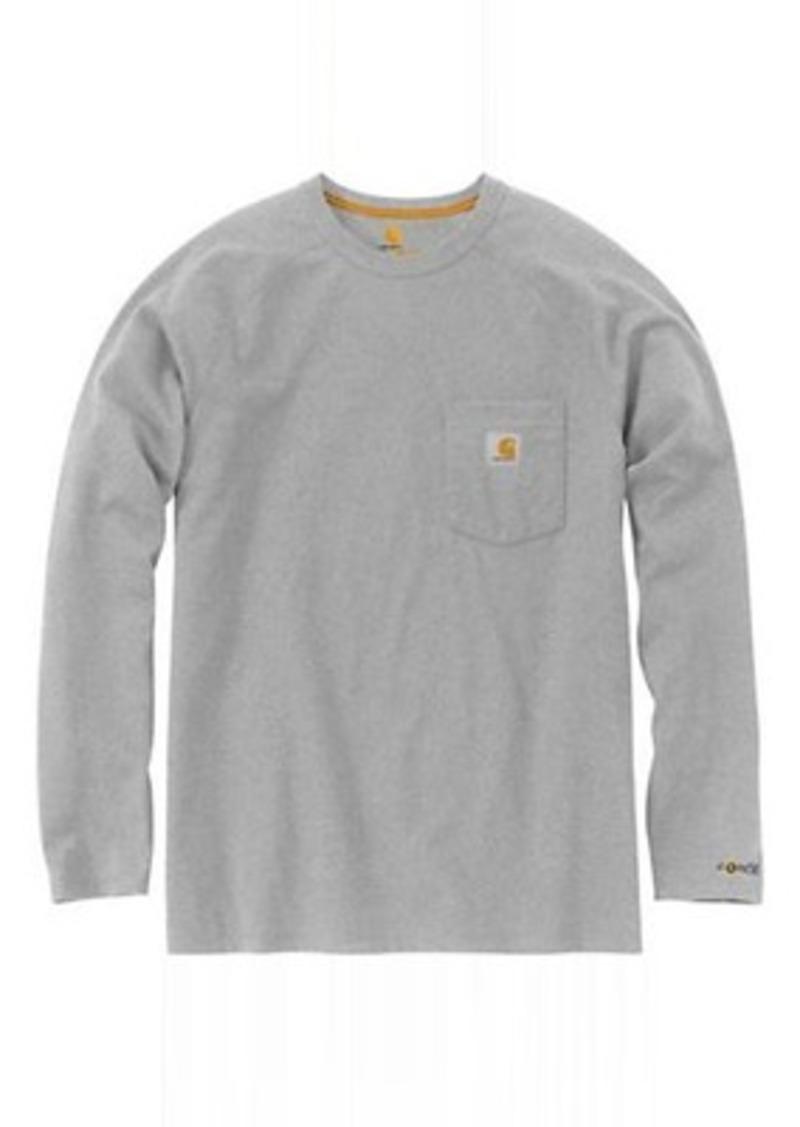 Carhartt Carhartt Men 39 S Force Cotton Long Sleeve T Shirt