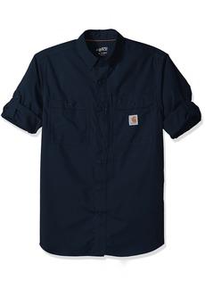 Carhartt Men's Force Ridgefield Solid Long Sleeve Shirt  2X-Large