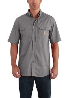 Carhartt Men's Force Ridgefield Solid SS Shirt