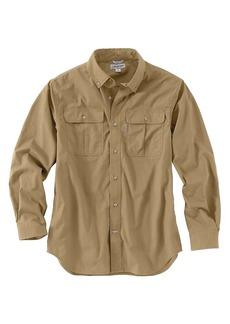 Carhartt Men's Foreman Solid Long Sleeve Work Shirt