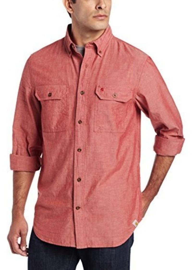 Carhartt Carhartt Men 39 S Fort Long Sleeve Shirt Lightweight