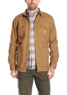 Carhartt Men's Full Swing Quick Duck Overland Shirt Jacket  2X-Large