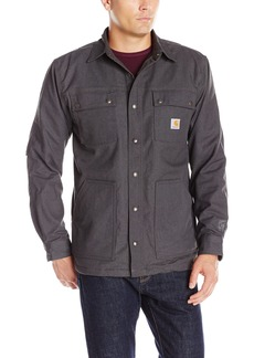 Carhartt Men's Full Swing Quick Duck Overland Shirt Jacket  X-Large
