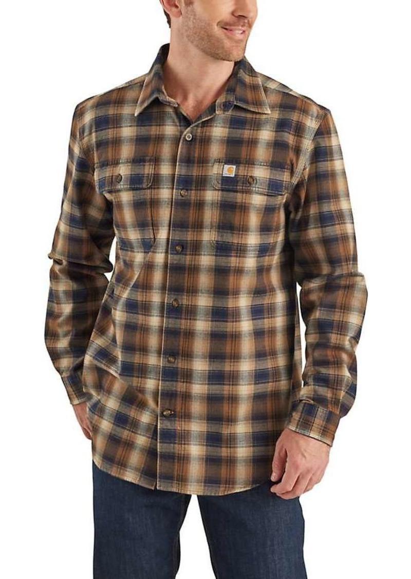 Carhartt Men's Hubbard Flannel LS Shirt