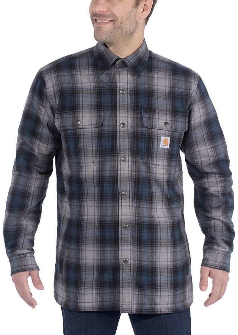 Carhartt Men's Hubbard Sherpa-Lined Shirt Jac