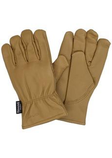 Carhartt Men's Insulated Full Grain Leather Driver Work Glove  XX-Large