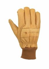 Carhartt Men's Insulated System 5 Gunn Glove with Knit Cuff