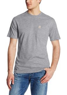 Carhartt Men's Maddock Pocket Short Sleeve T-Shirt