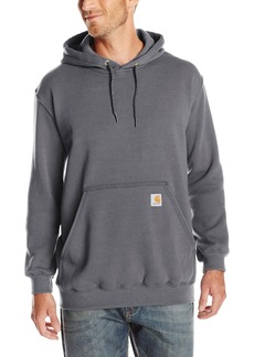 Carhartt Men's Midweight Sweatshirt Hooded Pullover Original Fit K121