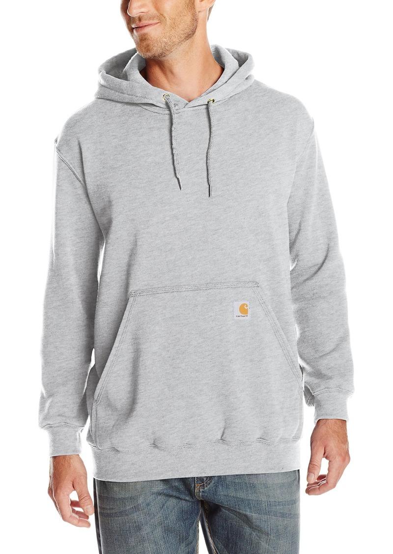 d98ce47a4e3a Carhartt Men s Midweight Sweatshirt Hooded Pullover Original Fit K121