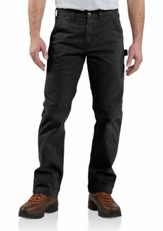 Carhartt Men's Relaxed-Fit Washed Twill Dungaree Pant  35 x 34