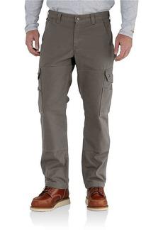 Carhartt Men's Ripstop Cargo work Flannel Lined Pant
