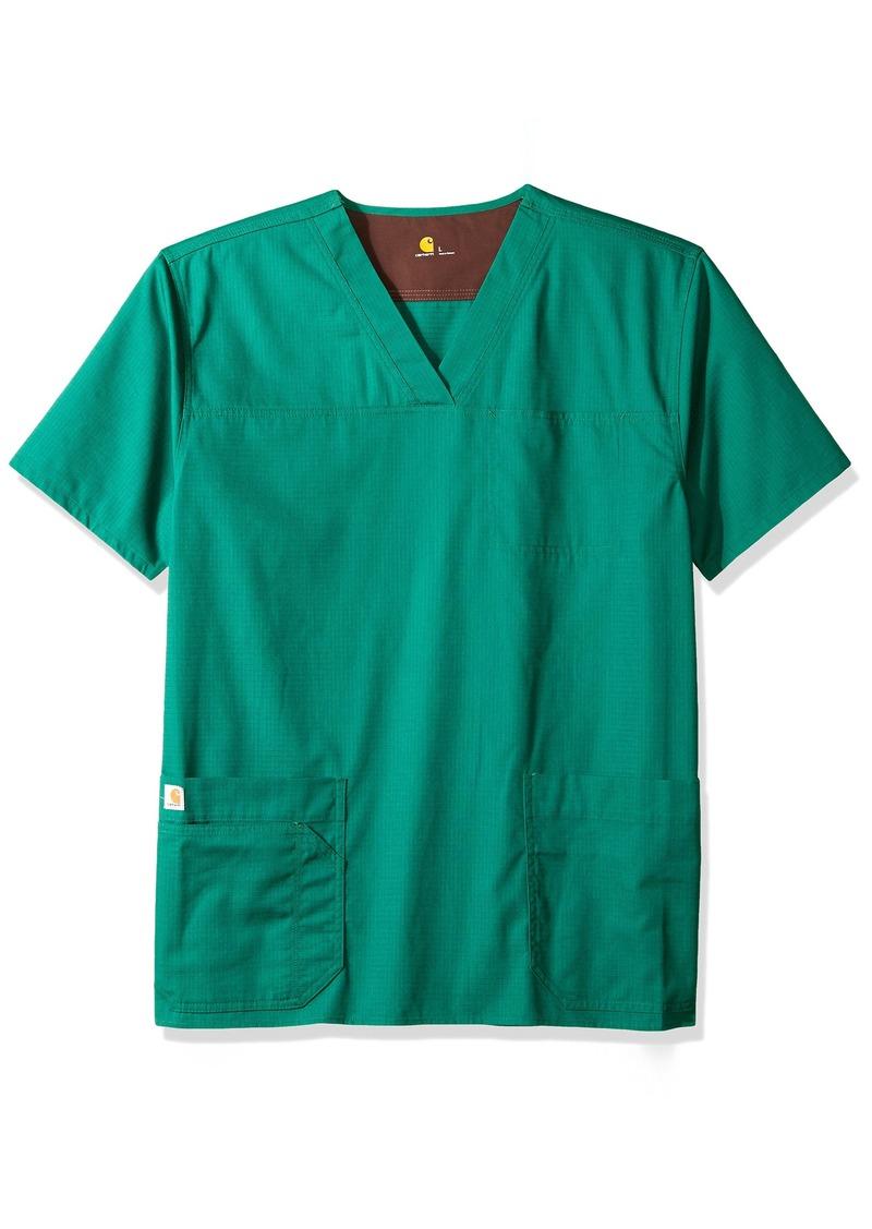 bf89757962c Carhartt Carhartt Men's Ripstop Multi Pocket Scrub Top | Casual Shirts