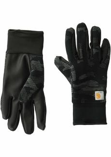 Carhartt Men's Roboknit Glove black camo L