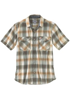 Carhartt Men's Rugged Flex Bozeman SS Shirt