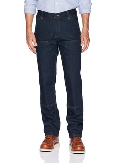 Carhartt Men's Rugged Flex Relaxed Double Front Jean  32W X 34L