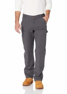 Carhartt Men's Rugged Flex Relaxed Fit Duck Double Front Pant  33 x 34