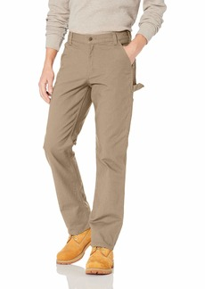 Carhartt Men's Rugged Flex Relaxed Fit Duck Dungaree Pant  34W X 32L
