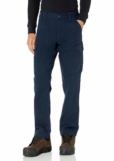 Carhartt Men's Rugged Flex Relaxed Fit Canvas Cargo Work Pant  32 x 34