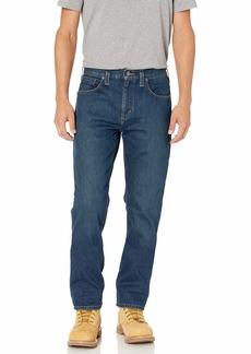 Carhartt Men's Rugged Flex Relaxed Straight Jean Knit Lined  40W X 34L