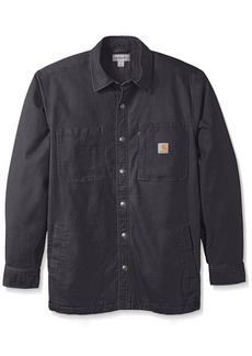 Carhartt Men's Rugged Flex Rigby Shirt Jacket