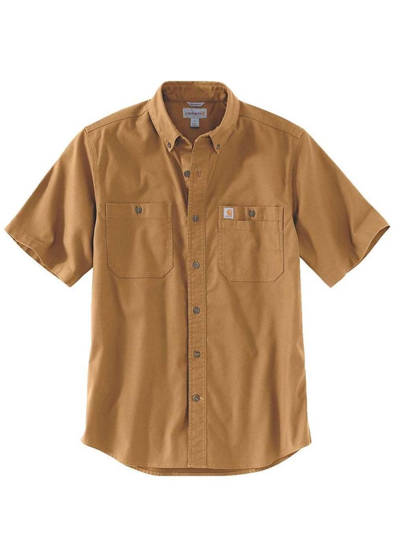 Carhartt Men's Rugged Flex Rigby SS Work Shirt