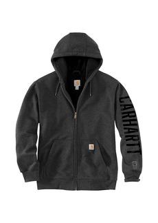 Carhartt Men's Rugged Original Fit Lined Graphic Sweatshirt