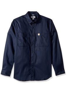 Carhartt Men's Rugged Professional Long Sleeve Work Shirt  2X-Large