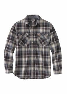 Carhartt Men's Size Big & Tall Rugged Flex Bozeman Long Sleeve Shirt  Large/Tall