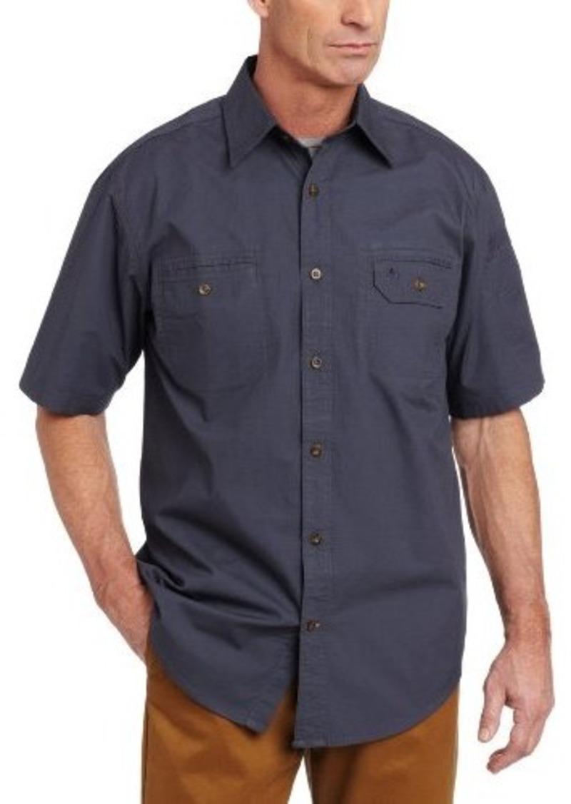 Carhartt Carhartt Men 39 S Standish Solid Short Sleeve Shirt