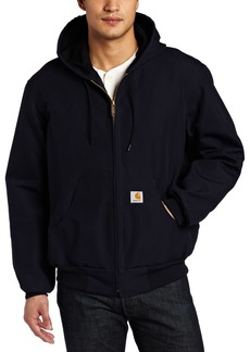 Carhartt Men's Thermal Lined Duck Active Jacket J131 (Regular and Big & Tall Sizes)  2X-Large
