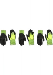 Carhartt Men's Thermal Micro Foam Nitrile Dipped Glove (3 Pack)
