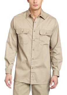Carhartt Men's Twill Long Sleeve Work Shirt Button Front