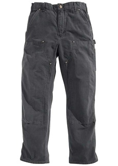Carhartt Men's Washed Duck Double Front Work Dungaree Pant