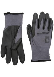 Carhartt Men's Wb Nitrile Grip Glove Grey