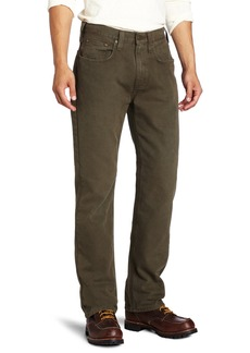 Carhartt Men's Weathered Duck 5 Pocket Pant Relaxed FitDark Coffee  (Closeout)44 x 30