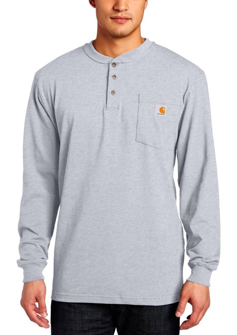 5c403ddd Carhartt Carhartt Men's Workwear Pocket Henley Shirt | Casual Shirts