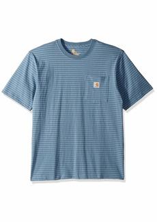 8dec70af Carhartt Carhartt Men's Workwear Graphic Block Logo Short Sleeve T ...