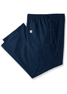 Carhartt Rockwall Big Men's Cargo Scrub Pant  4X-Large