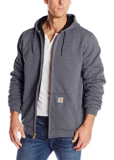 Carhartt Rutland Thermal-Lined Hooded Zip-Front Sweatshirt XXX-Large Tall