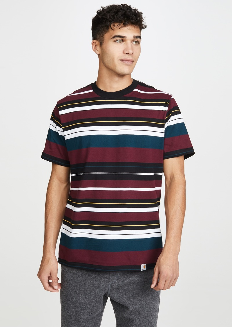 Carhartt WIP Flint Short Sleeve Tee Shirt