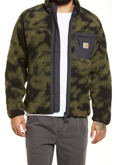 Carhartt Work in Progress Prentis Camo Fleece Jacket
