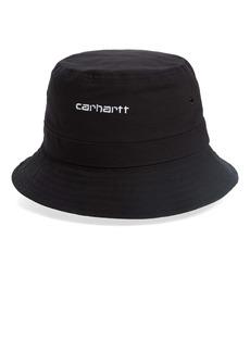 Carhartt Work In Progress Script Bucket Hat