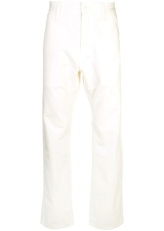 Carhartt casual straight-leg trousers